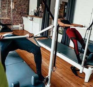 Pilates Swan -  Gallery
